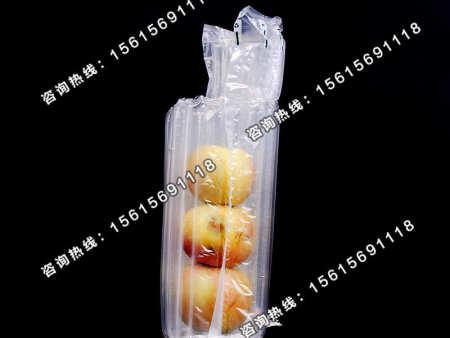 苹果双连6个装气柱袋