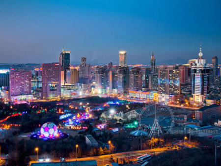 大连城市亮化LED点光源常见的故障以及如何解决