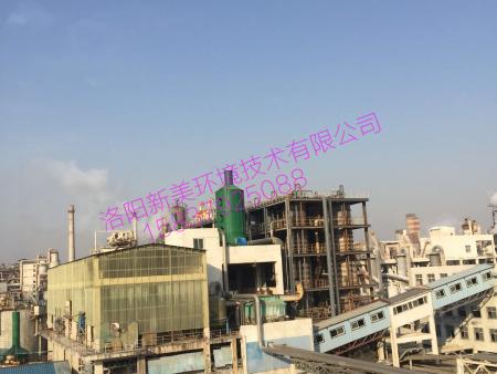 骏化集团氨吸收塔工程