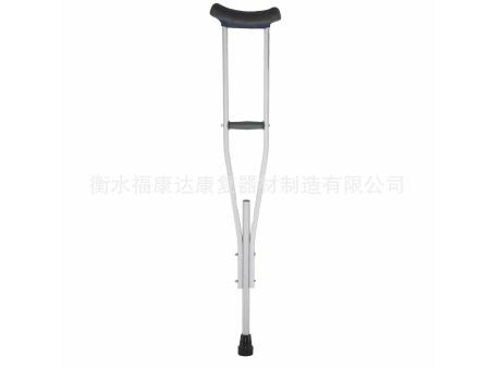 YD-FJ-030铝合金增强普通儿童拐杖