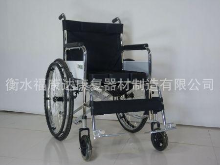 电镀便器轮椅