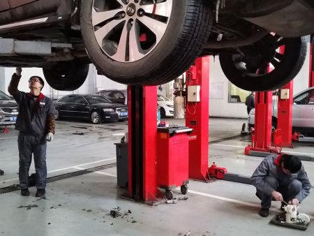 盛世联华一站式汽车维修