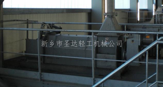 螺旋压榨机在餐厨垃圾处理中的应用|新闻资讯-新乡市圣达轻工机械有限公司
