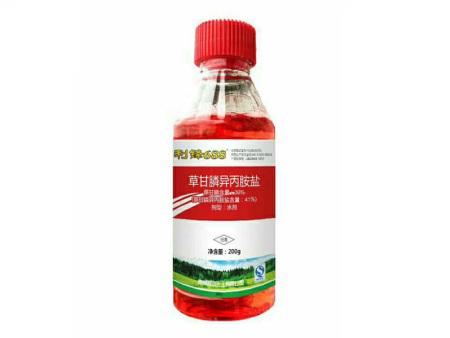 草甘膦异丙胺盐200g