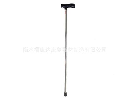 不锈钢普通手杖