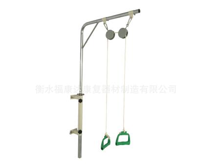 滑轮吊环训练器