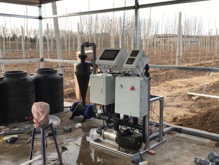 聊城新型果园水肥一体化设备安装