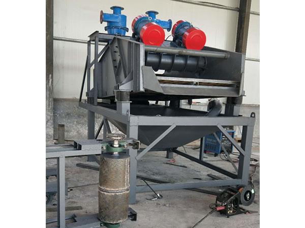 细沙回收机广泛运用的表现