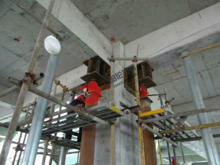 柱子拖换工程