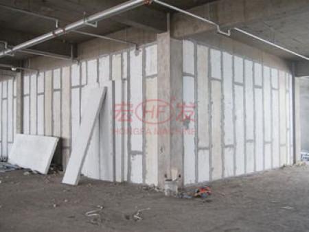 輕質隔墻板安裝后的抹灰步驟