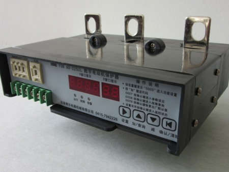 DDBE FDB80-225ZL電動機保護器說明書