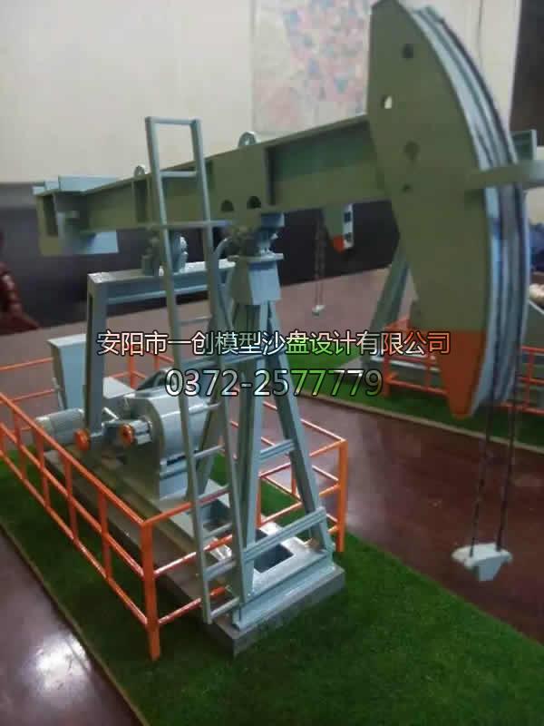抽油机模型