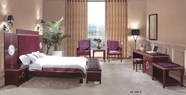 甘肃酒店家具工程