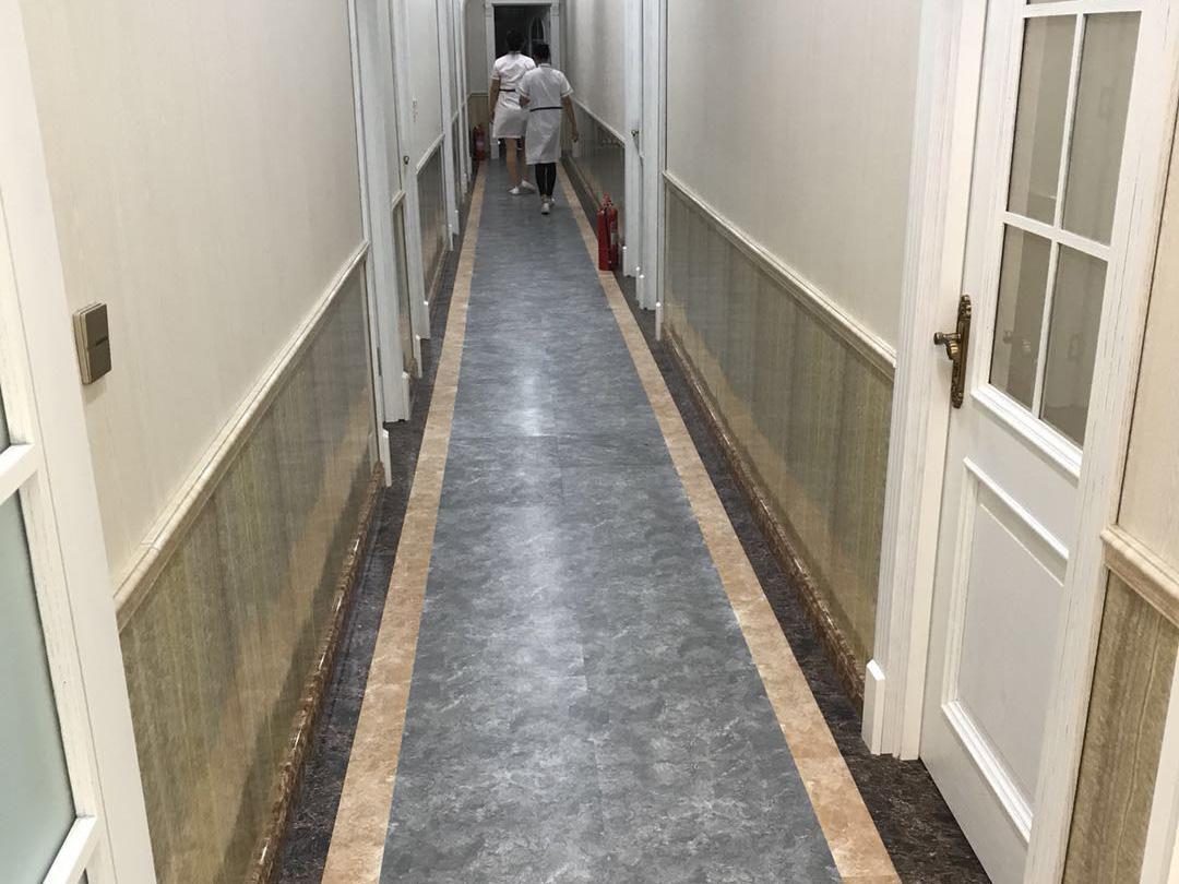 塑胶地板铺装注意事项