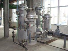 山東金能金牛60燃氣輪機煤氣進氣過濾系統