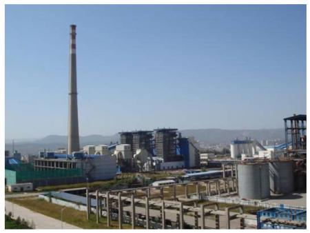 阳煤丰喜年产7万吨己二酸项目