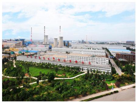 万国太阳纸业造纸项目