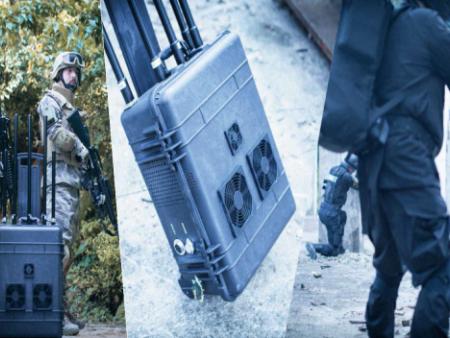 反恐便携式无人机干扰仪使用方法