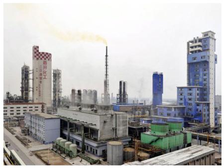 河南晋开化工硝基复合肥项目