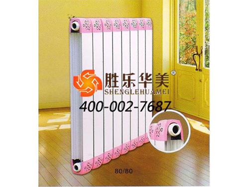 80-80鋼鋁復合散熱器