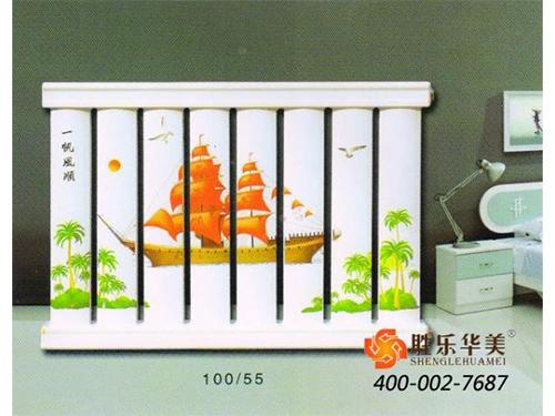 100-55鋼制復合散熱器