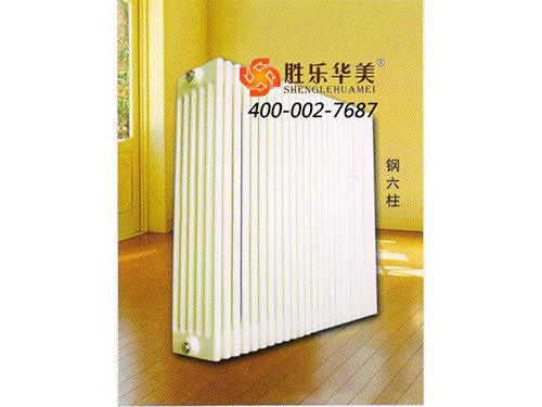 鋼六柱鋼制復合散熱器