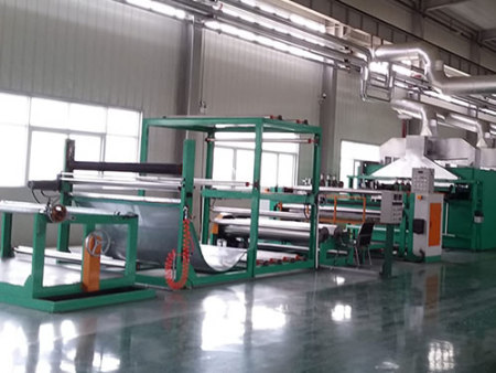 PVC针板发泡炉   PVC foaming oven with stenter