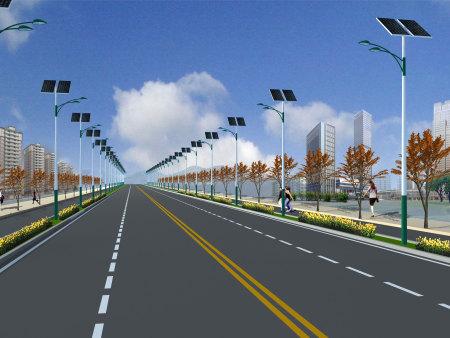 新能源路灯-2