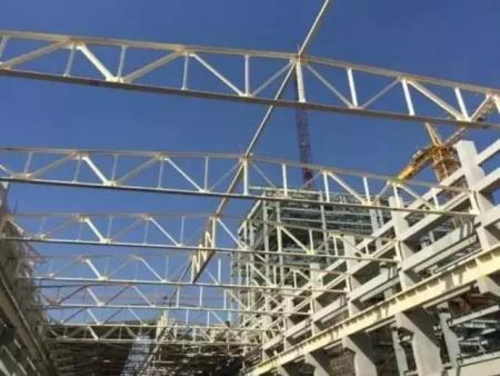 2016年周口隆達2x660MW機組擴建名目施工實現