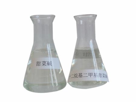 十二烷基二甲基甜菜碱特性