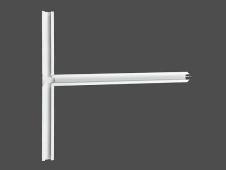铝合金立体凹槽龙骨