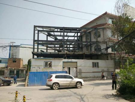 七里河颐瑞康老年公寓钢结构四层