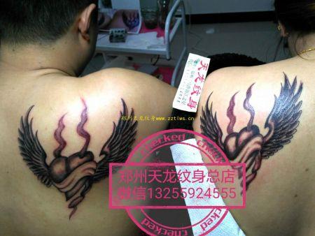 天龙纹身谈郑州纹身的保养|洗纹身-郑州天龙纹身工作室