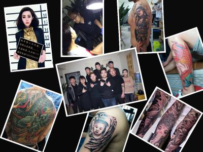 鄭州紋身告訴您紋身的時候到底疼不疼呢?|洗紋身-鄭州天龍紋身工作室