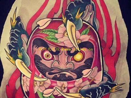 郑州纹身培训店教你纹身去除的方法