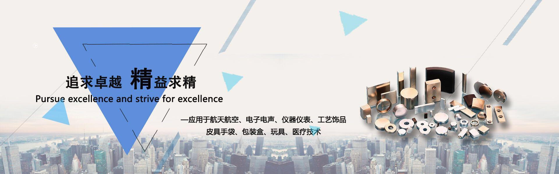 惠州市玉鑫磁业科技有限公司