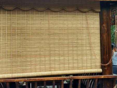 西安竹窗帘