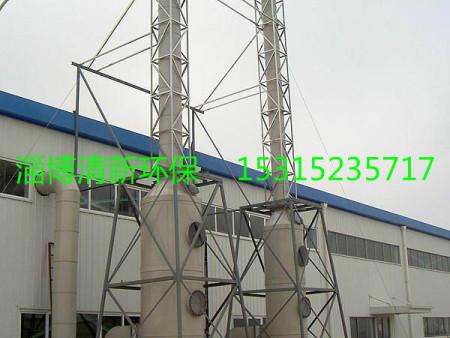 广州皮革废气处理项目