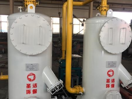 江苏省南通市撬装脱硫稳压装置发货