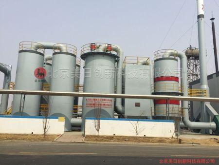 新型沥青防水卷材生产废气治理技术