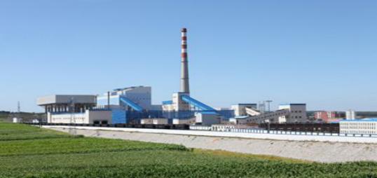 辽宁调兵山煤矸石发电有限责任企业