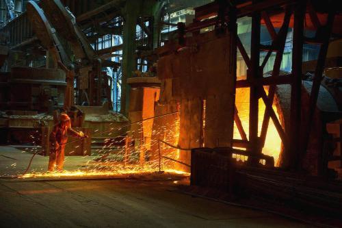 合作单位-本溪钢铁企业