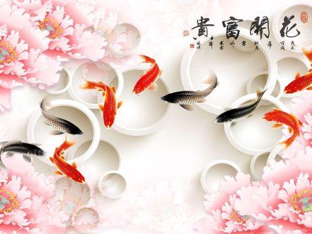 九鱼图系列