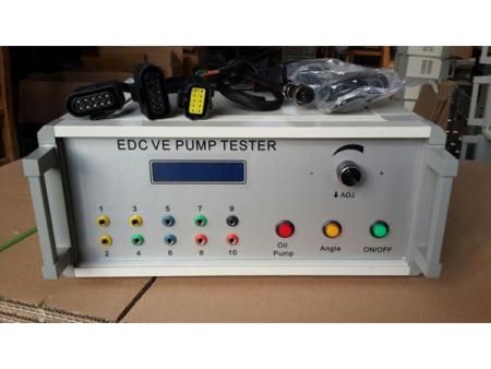 针对喷油泵试验台的重要组件进行讲解