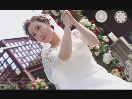 爱跳舞的新娘美