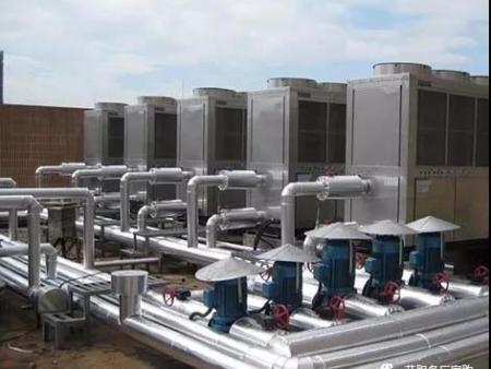 空气源热泵热水机安装秘籍
