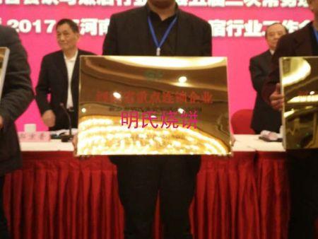 河南省重点连锁企业4
