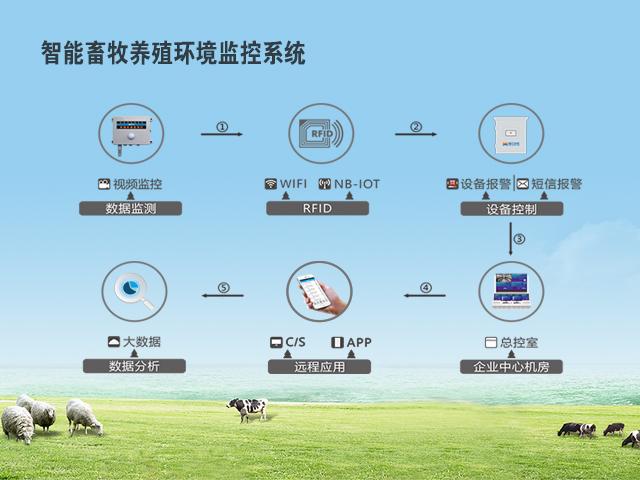 畜禽养殖环境监测系统