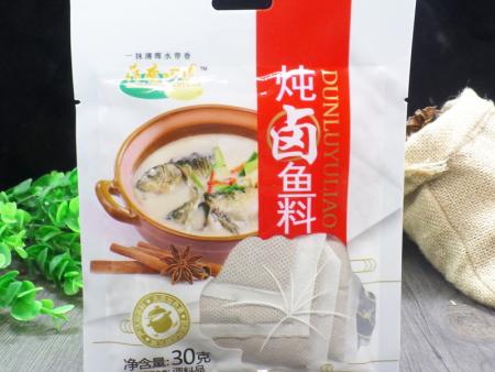 6小包炖卤鱼