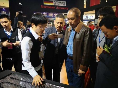 2018内蒙古 第六届国际室内供暖系统及建筑新能源设备展览会
